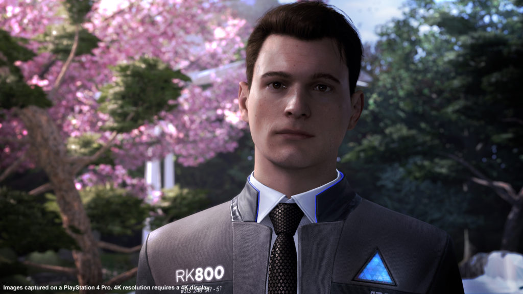 Connor the huge dork Detroit: Become Human