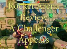 Rocket Arena Review Title Card