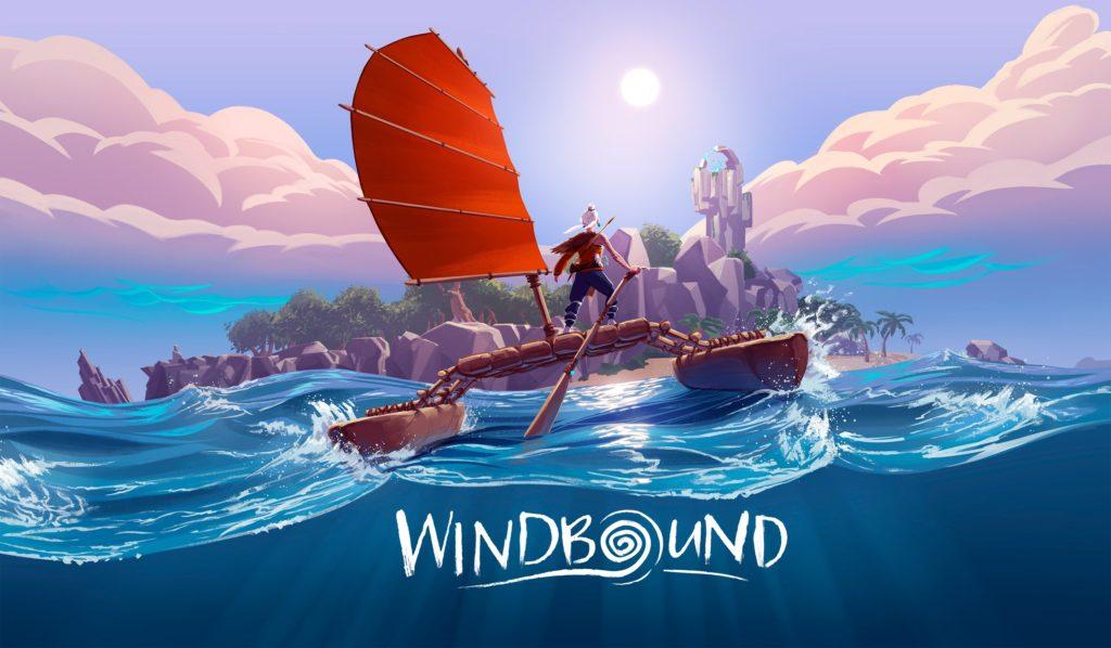 Windbound Logo Art
